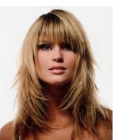 hairstyles with fringers for fringe hairstyles long hair