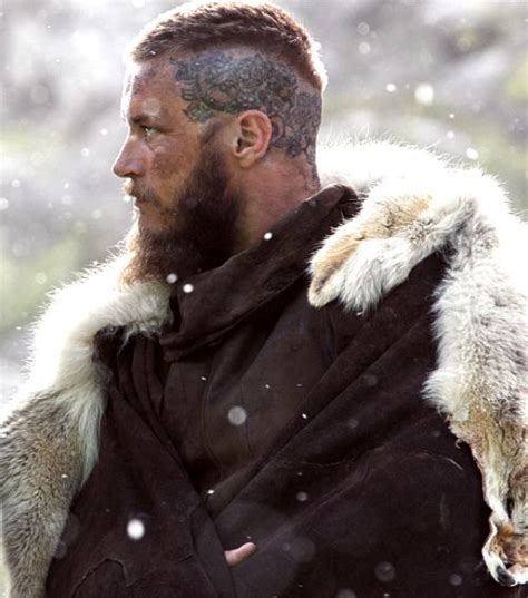ragnar haircut ragnar season 3 travis fimmel vikings pinterest