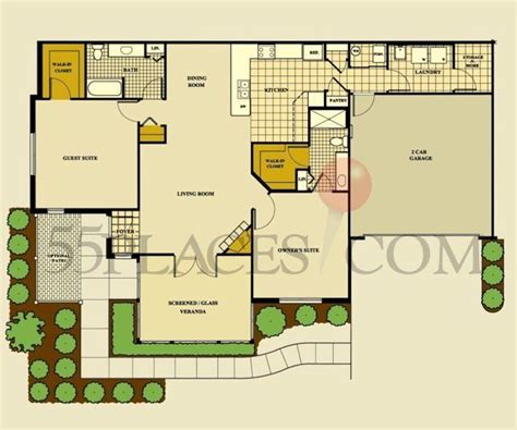 epcon floor plans 11 best images about crossings at golden pond kent oh