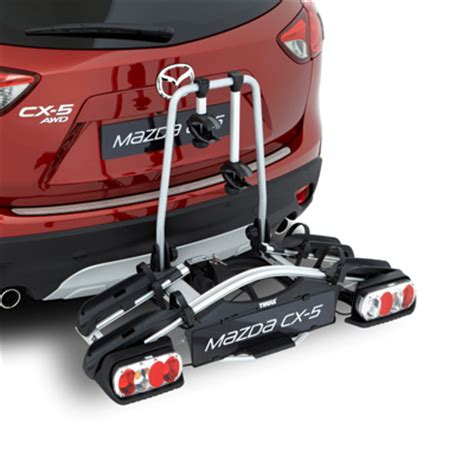 mazda carriers mazda cx 5 bicycle carrier