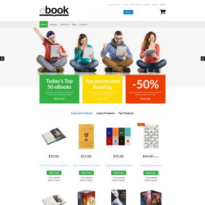 bootstrap templates for books books templates
