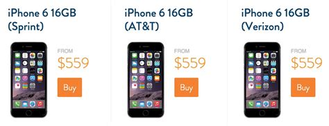 iphone 6 deals cut price 110 with coupon code
