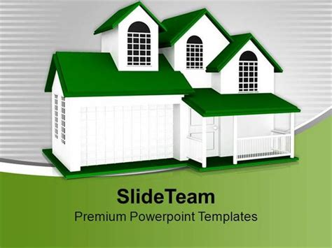 powerpoint templates free download real estate happy home real estate powerpoint templates ppt
