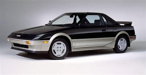 toyota us1 トヨタ mr2 初代 aw10 11 84 89 国産車初のミッドシップスポーツとしてデビュー