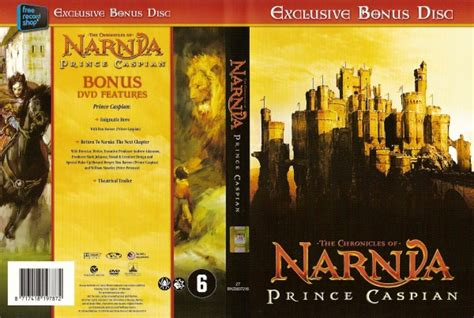 Chronicles Of Narnia The Prince Caspian Vcd Original The Chronicles Of Narnia Prince Caspian 8717418197872
