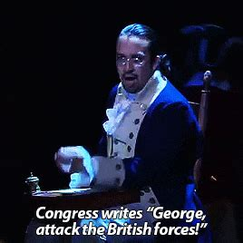why did george washington create the cabinet 10 reasons why hamilton an musical is 1