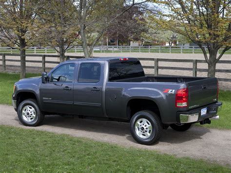 2008 gmc 2500hd 2008 gmc 2500hd photos informations articles