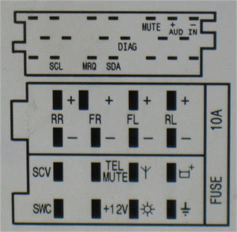 corsa cdr2005 delco dorobienie line in aux elektroda pl