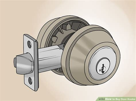 In Door Knob Buy by How To Buy Door Knobs 12 Steps With Pictures Wikihow