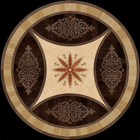 hardwood floor medallions hardwood floor medallions the marqueteria collection