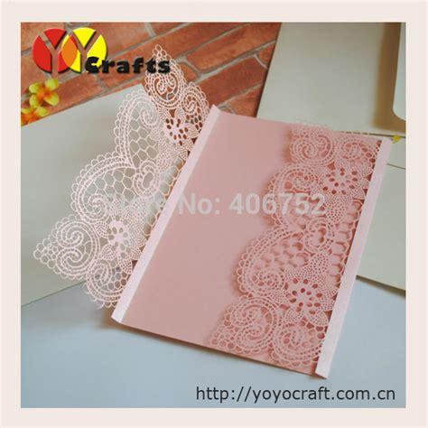 aliexpress buy special design laser cut pink royal