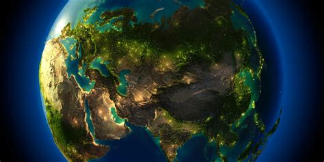 map view in earth 19 artificial satellite photos of earth at
