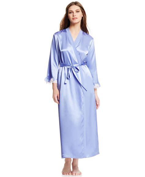 oscar de la renta robe oscar de la renta pink label tying the knot robe in