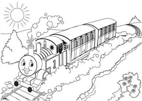 thomas coloring pages free printable 20 free printable thomas and friends coloring pages