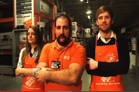 right decision four florida home depot employees fired