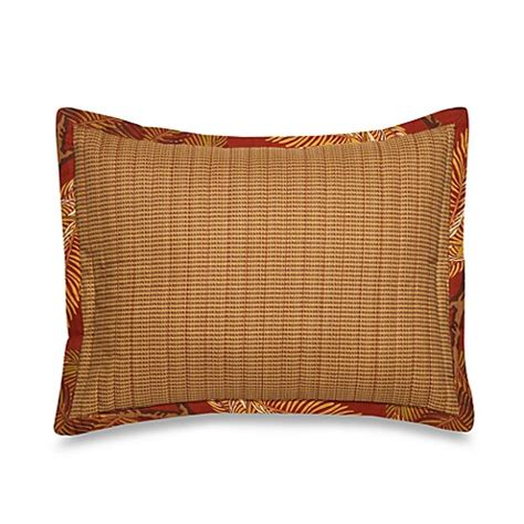 tommy bahama bed pillows buy tommy bahama 174 orange cay oblong toss pillow from bed