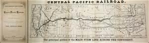 railroad communication continent account central pacific railroad