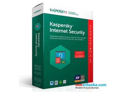 Security Kaspersky 3 User kaspersky security 2017 3 user