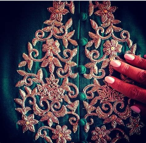design patterns for embroidery zardosi work 2009 17 best images about zardozi on pinterest beading