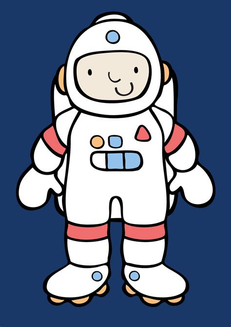 astronaut template astronaut template pics about space