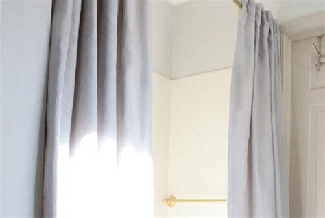diy shower curtain valance take it from the pros view along the way diy curtains