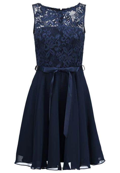 swing cocktailkleid blau cocktailkleid festliches kleid dunkelblau kleid