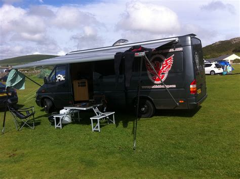 Mercedes Sprinter Awning by Mercedes Sprinter Awning Build A Cervan Motorhome