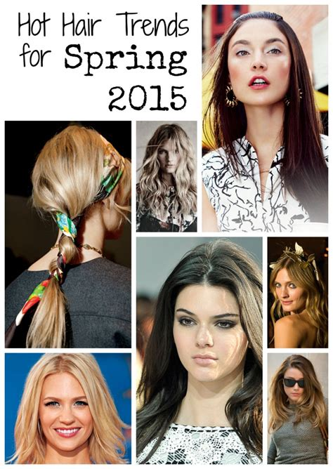 Hot Hair Trends For Spring 2015 | trending hairstyle trends 2015