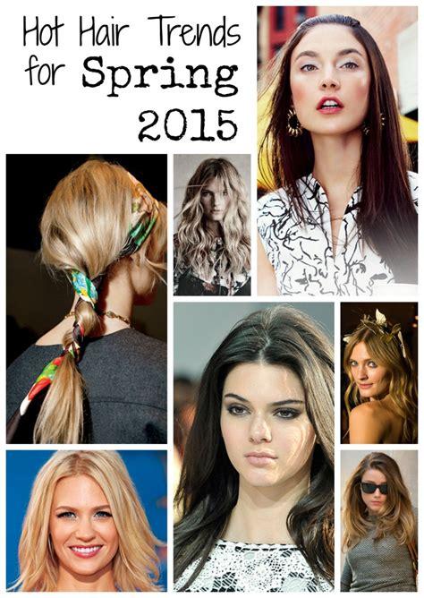 2015 spring hair trends trending hairstyle trends 2015
