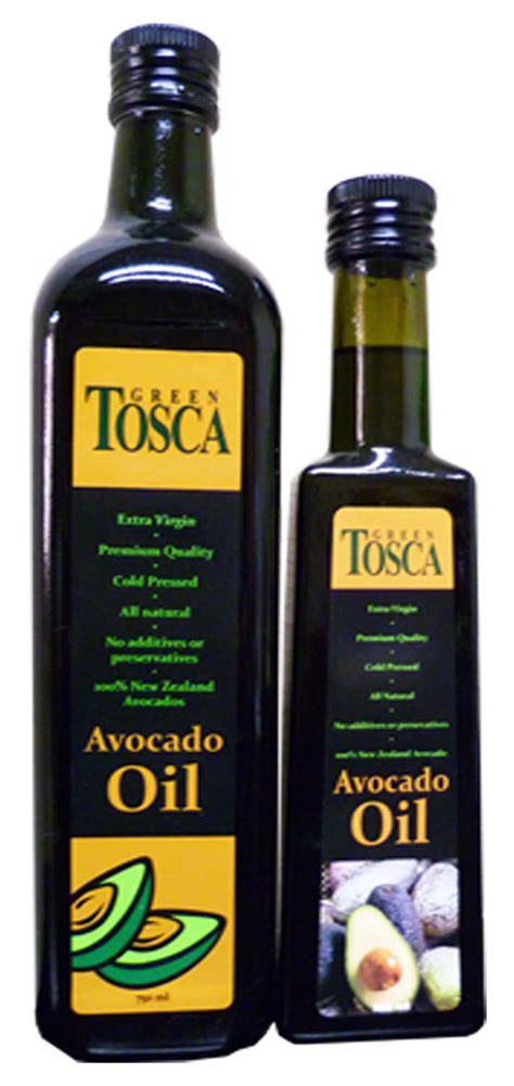 Green Tosca Avocado 250ml minyak dan cold pressed green tosca