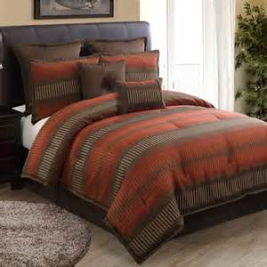 rust comforter set king bellacor rust bedding king
