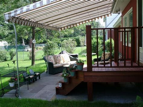 deck canopy awning deck canopies archives otter creek awnings