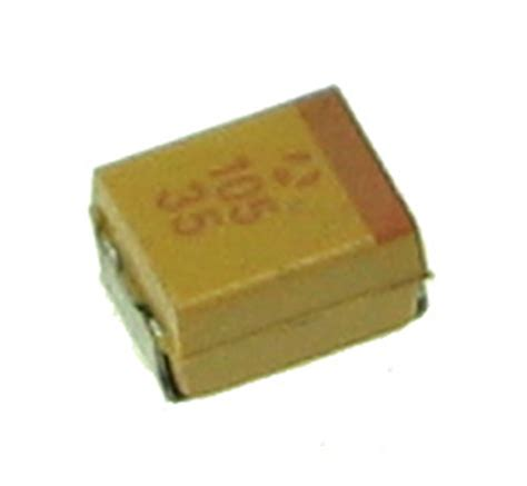 capacitor tantalum smd 404 not found