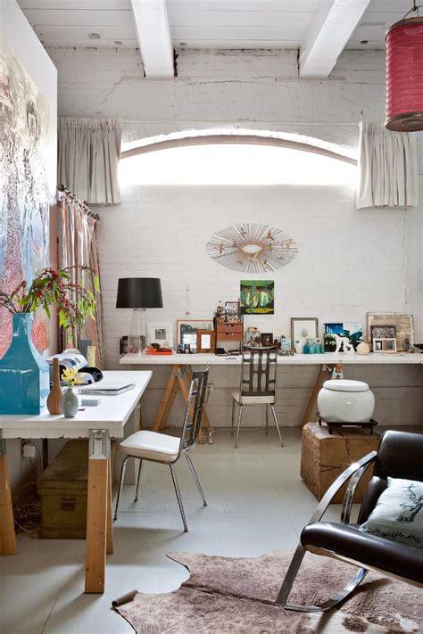 brooklyn apartment  modern boho style