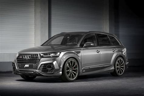 audi sq7 new audi sq7 gets the works from abt with 520 horses