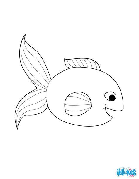 red fish coloring pages red fish coloring pages hellokids com