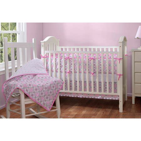Walmart Crib Bedding by Baby Boom Mosaic Crib Bedding Set Walmart