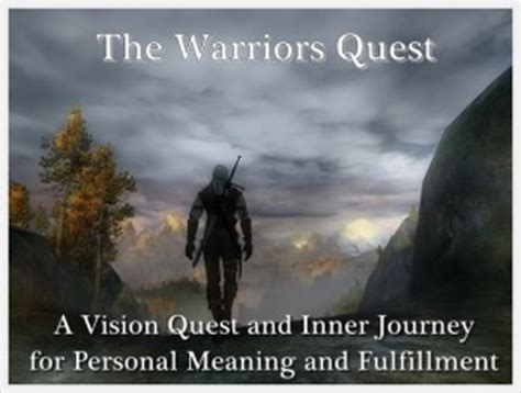 a vision of self a journey to finding self books vision quest an inner journey for personal meaning and