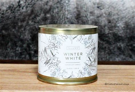 White Barn Candle Winter Cabin by Inspiration For Decorating The Painted Cottage
