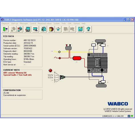 wabco ebs e wiring diagram 26 wiring diagram images
