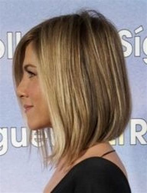 angled shoulder length hair angled medium hairstyles