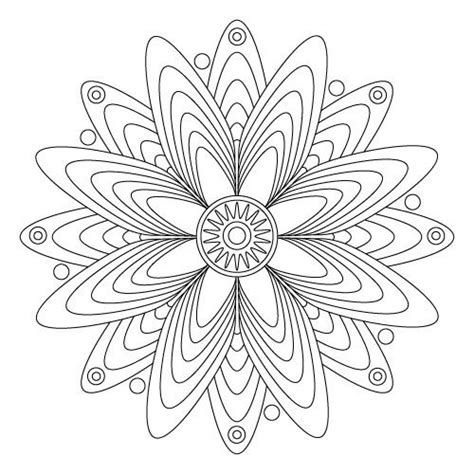 6 Best Images Of Mandala Coloring Pages Adults Free 8 5 X 11 Coloring Pages