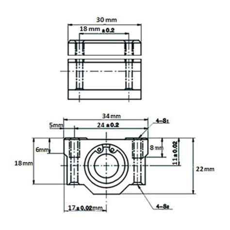 Bearing Sc8uu Linear Bearing sc8uu linear bearing open impulseopen impulse