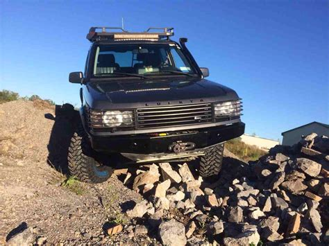 range rover p38 lucky 8 parts and accesories for land rovers