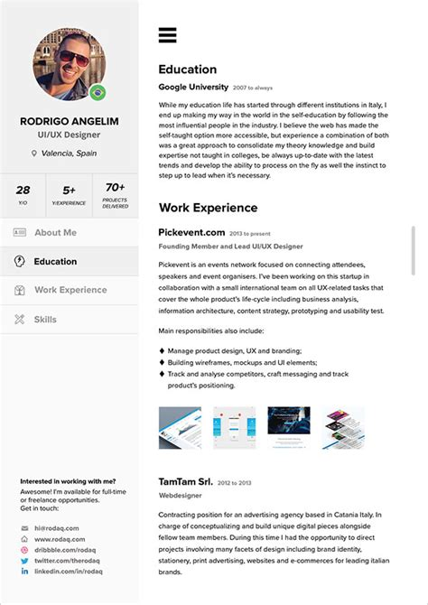 10 best free resume cv templates in ai indesign psd 10 all time best free resume cv templates in word psd