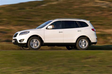 How Much Is A Hyundai Santa Fe by Hyundai Santa Fe Estate Review 2006 2012 Parkers