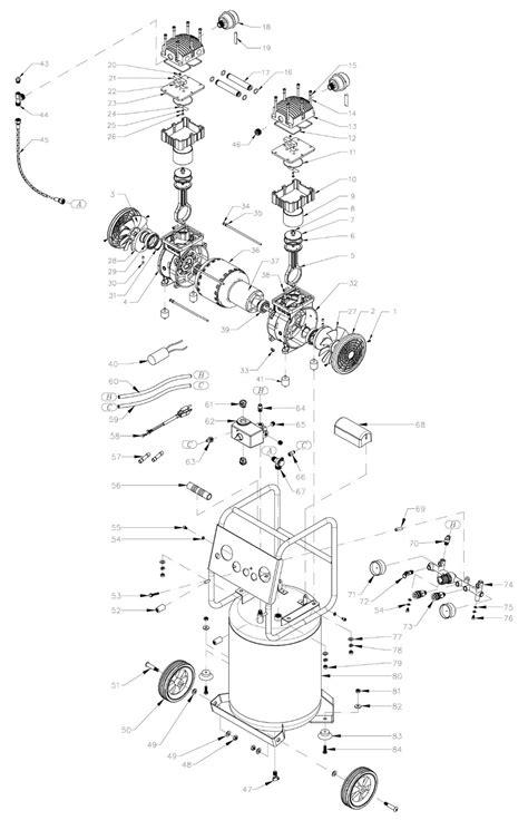california air tools cad parts master tool repair