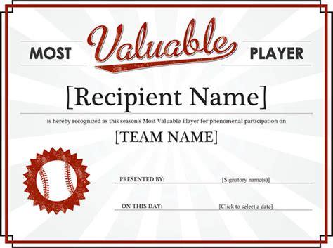 basketball mvp certificate template award certificate template 25 word pdf psd format