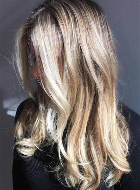hairstyles for blonde long length hair 45 classy hairstyles for long blonde hair