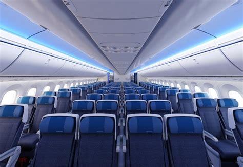 Boeing 787 Dreamliner Cabin by Cabin Boeing 787 Sky Web